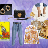 TAROT CARDS INSPIRED OUTFITS