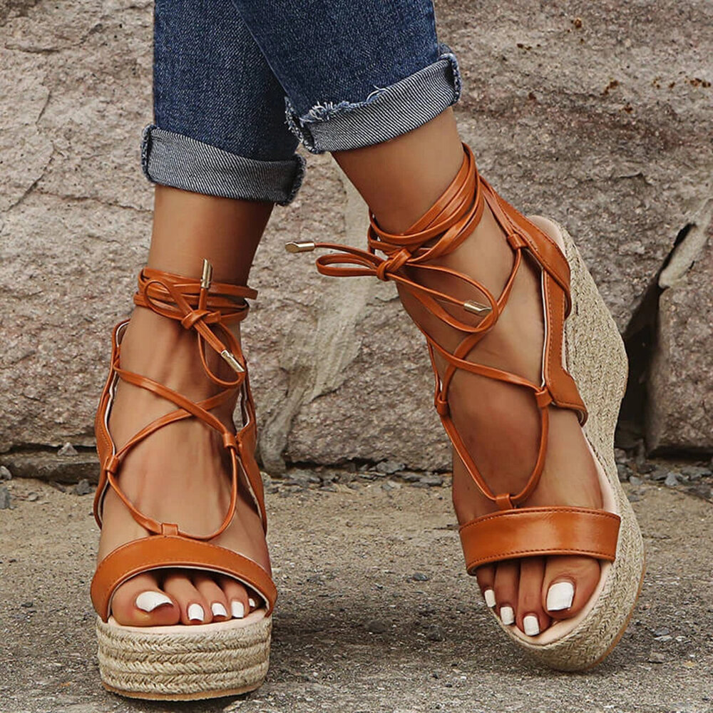 lace up gladiator sandals summer sale
